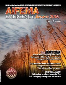 2016 AIFEMA Magazine